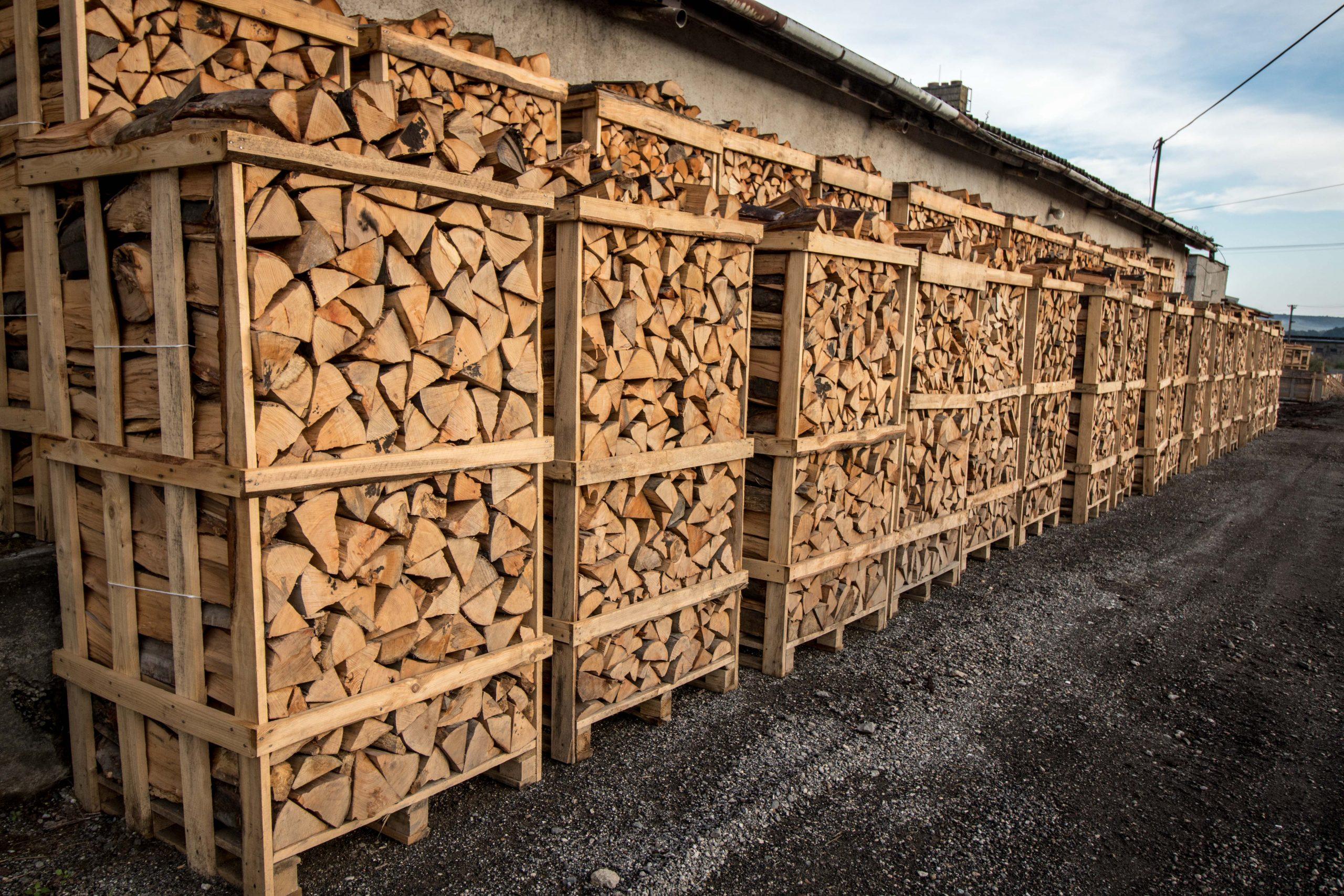 Palivové drevo Píla Košice