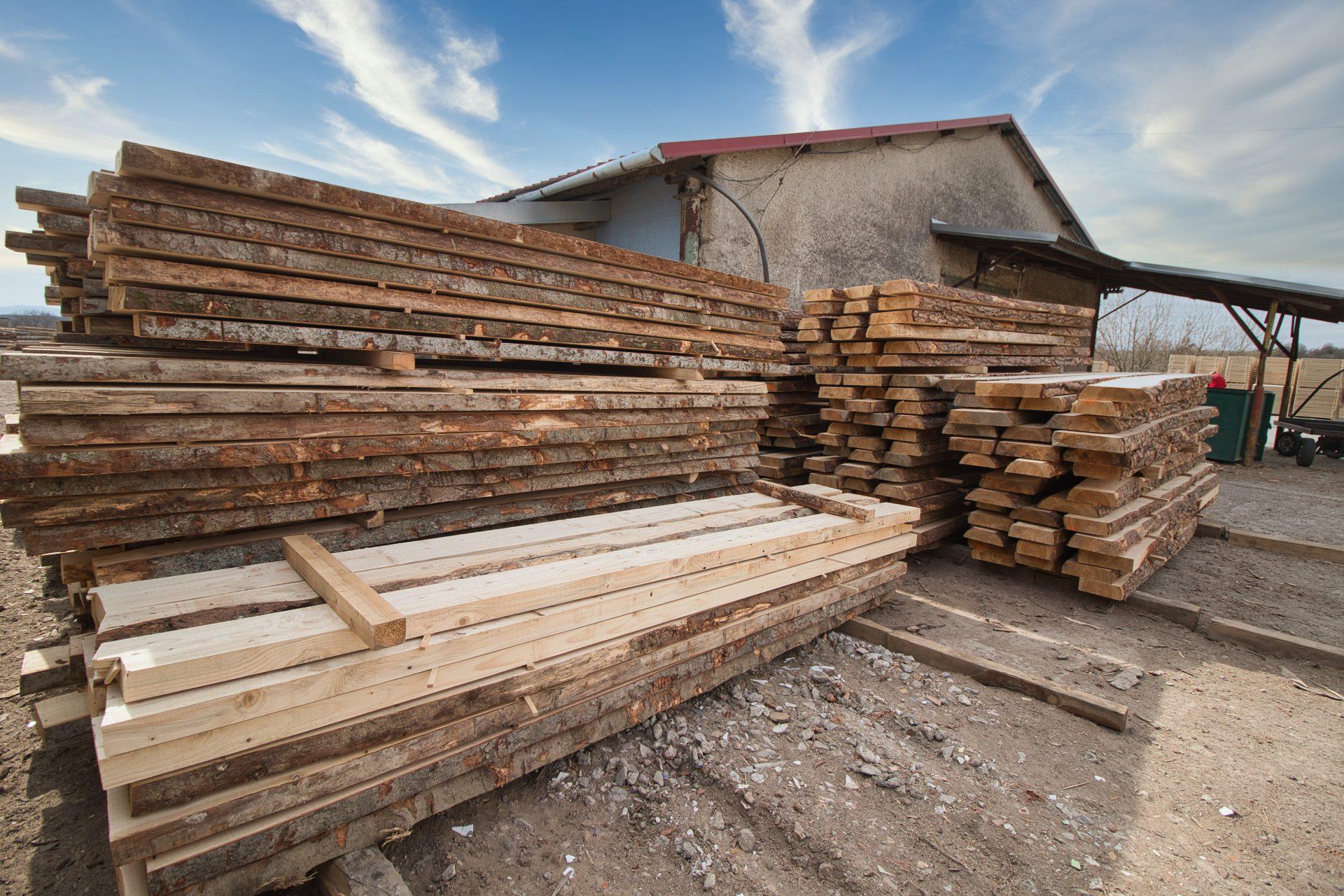 Stavebné rezivo Košice
